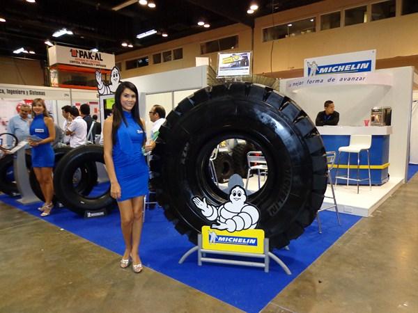 Durallantas participa en Expo Logística Panamá 2012