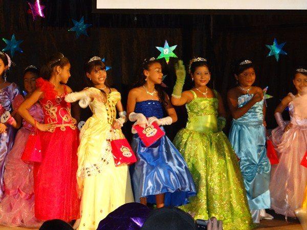 Pequeña Princesa 2012
