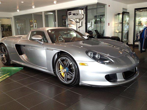 Concurso de Elegancia Porsche 2013