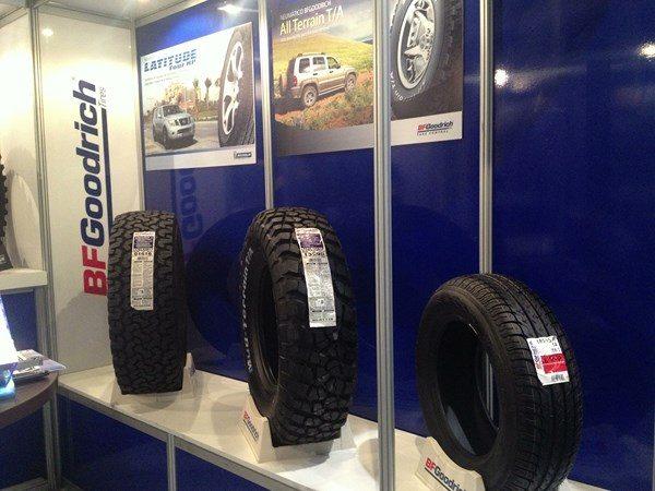 Latin & Caribbean Tyre Expo Show
