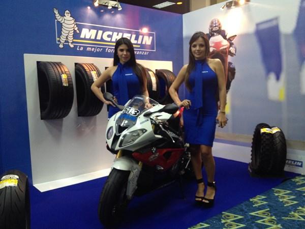 Durallantas estuvo presente en el Panamá Motor Show 2013