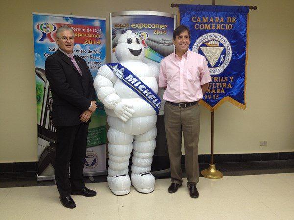 Conferencia de Prensa: 11ª Torneo de Golf Expocomer 2014