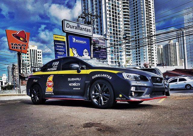 Durallantas S.A. Subaru, Michelin y Nitrocity lo hacen posible!