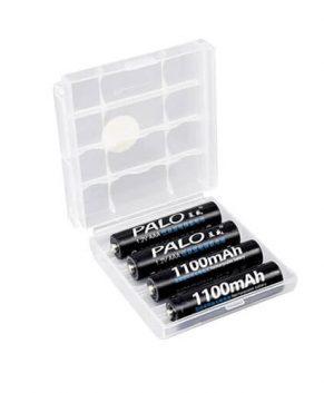 Cargador de Baterías recargable con 4 baterias AA y cargador para AA/AAA