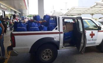 Durallantas S.A. hace donación a la Cruz Roja de Panamá